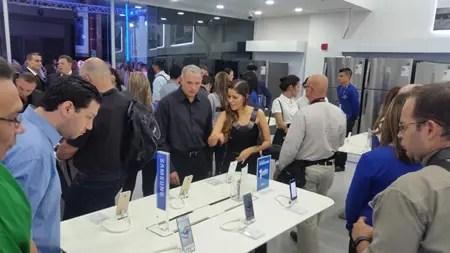 Samsung está en pleno ascenso desde que salieron a la venta