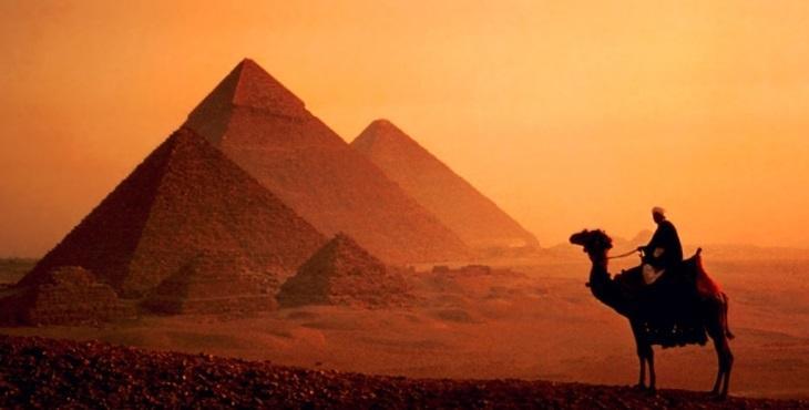 Resuelven el misterio de la construcción de las pirámides de Egipto