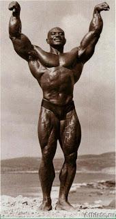 Musculoso - Sergio Oliva fortaleza
