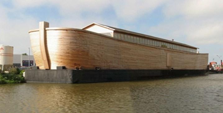 noé y la masonería