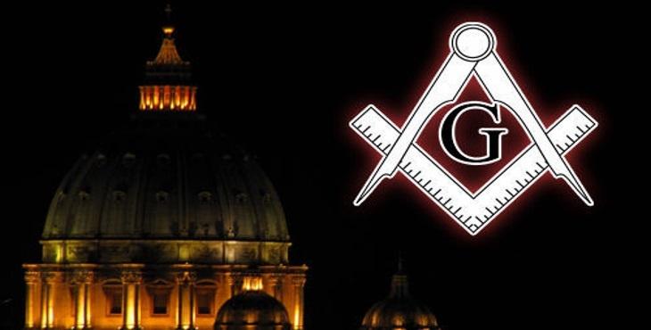 Las condenas papales a la masonería