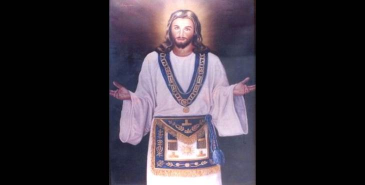 Jesus Christ the Freemason
