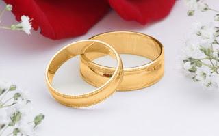 Matrimonio anillos