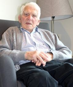 Freemason Francis Davis clocks 75 years