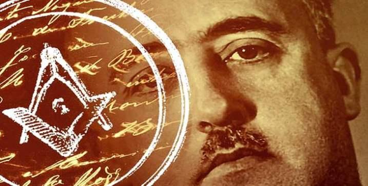 Franco odiaba visceralmente a la masonería y quiso exterminarla