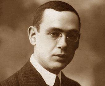 """Blas Infante, considerado fundador de la """"patria"""" andaluza (1885-1936) y miembro de la Logia Redención nº 16 de Ayamonte (Huelva) en 1925"""