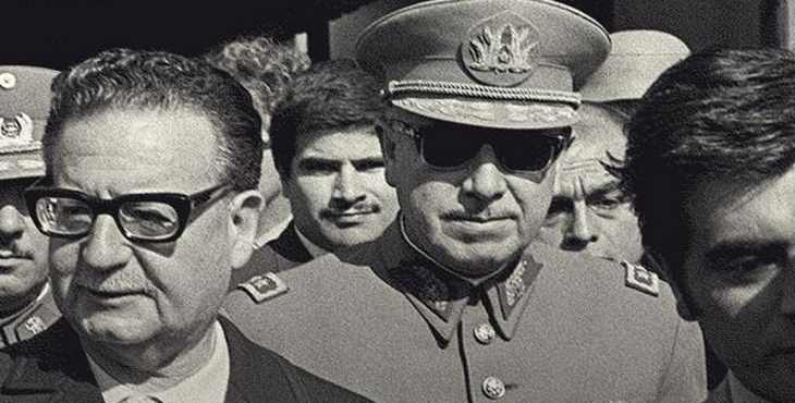 Pinochet Masón