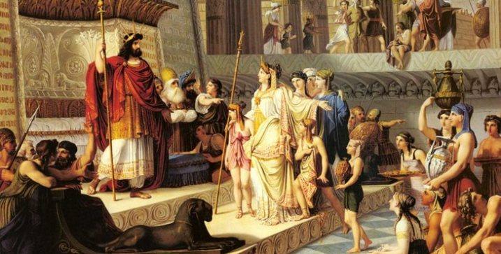 reina de saba e hiram abiff masonería