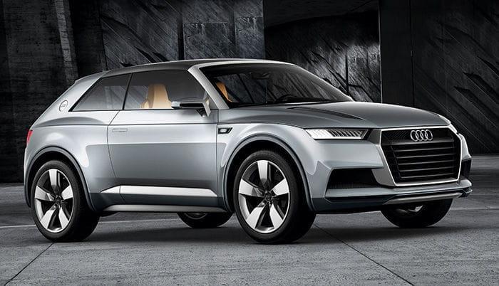 Audi Crosslane Coup 233 Un Anticipo Descapotable Del Futuro