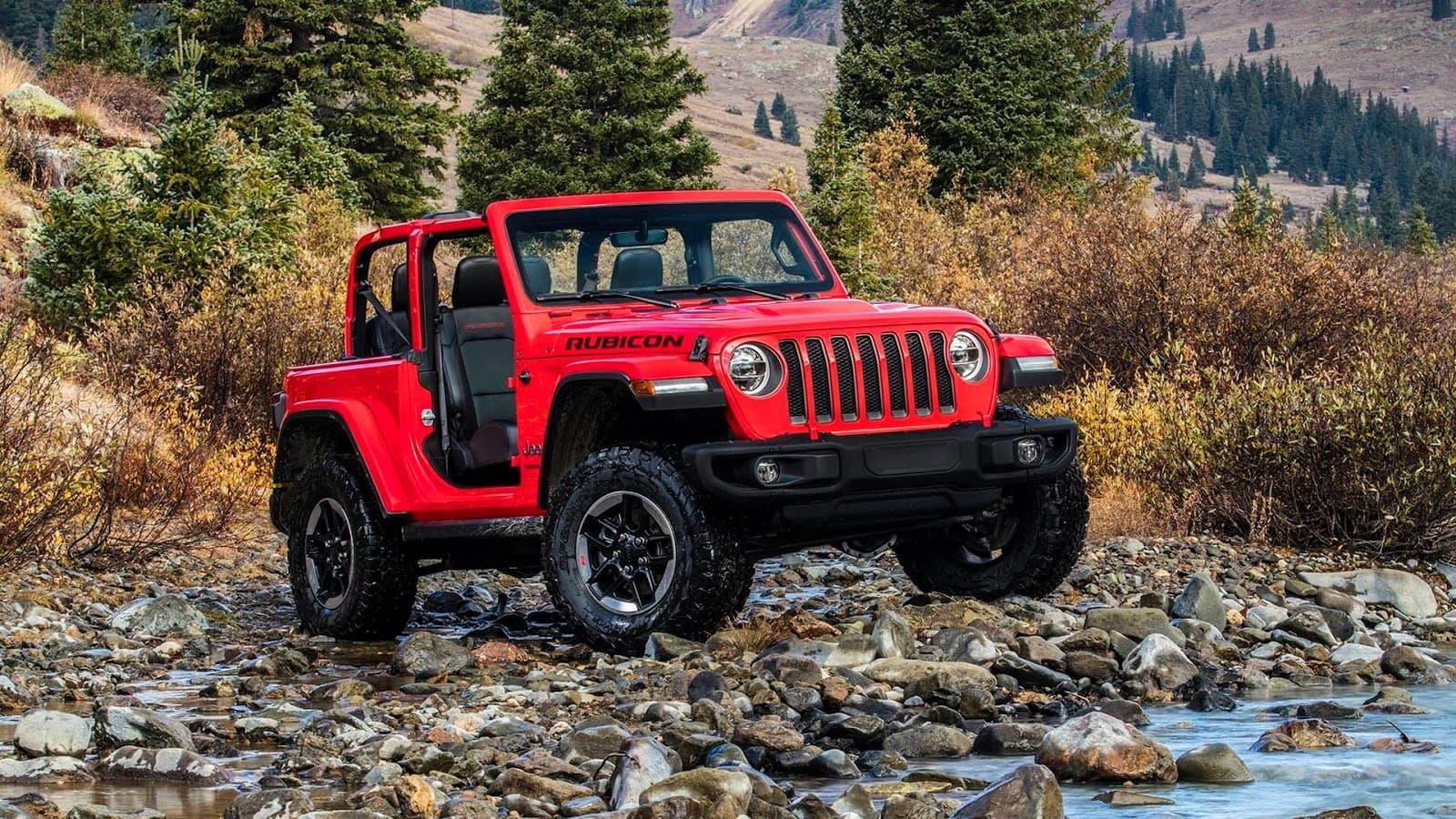 Jeep Wrangler Precios Noticias Prueba Ficha Tcnica Y