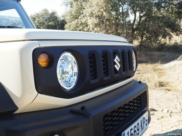 Suzuki Jimny Frontal  00004