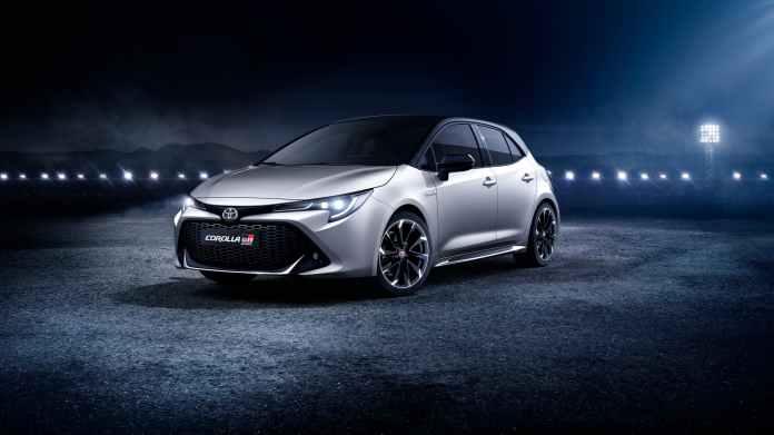 Toyota Corolla Gr Sport 01