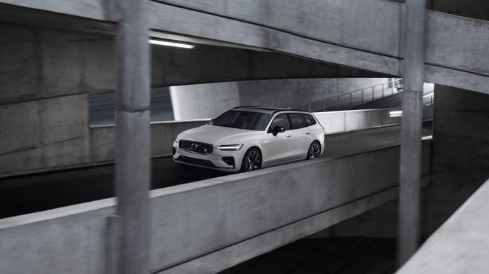 Volvo V60 Polestar Engineered 2020 07