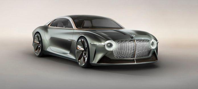 Bentley Exp 100 Gt P