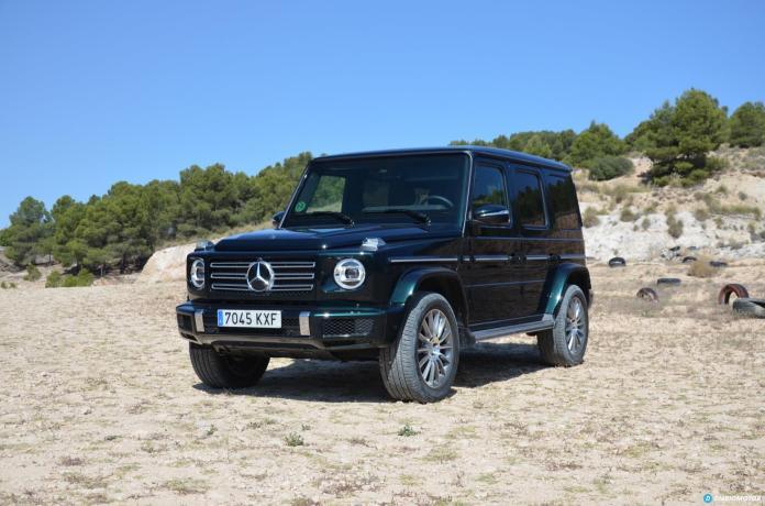 Mercedes Clase G Exterior  24