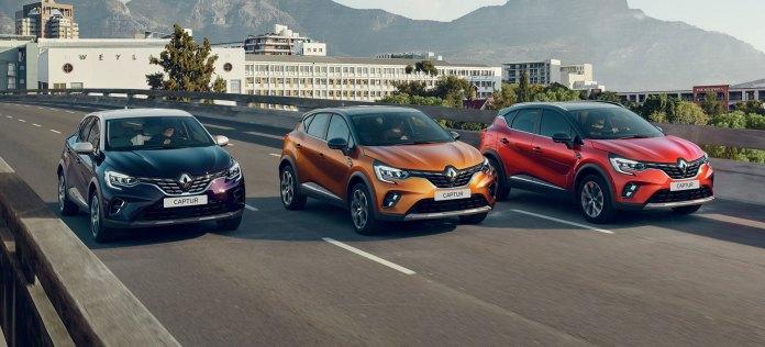 Renault Captur 2019 Naranja Atacama Exterior 07