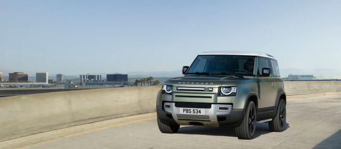 Land Rover Defender 2020 105