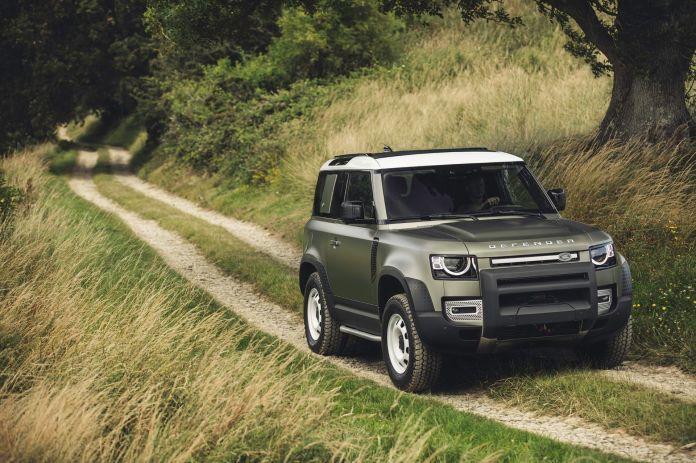 Land Rover Defender 2020 52