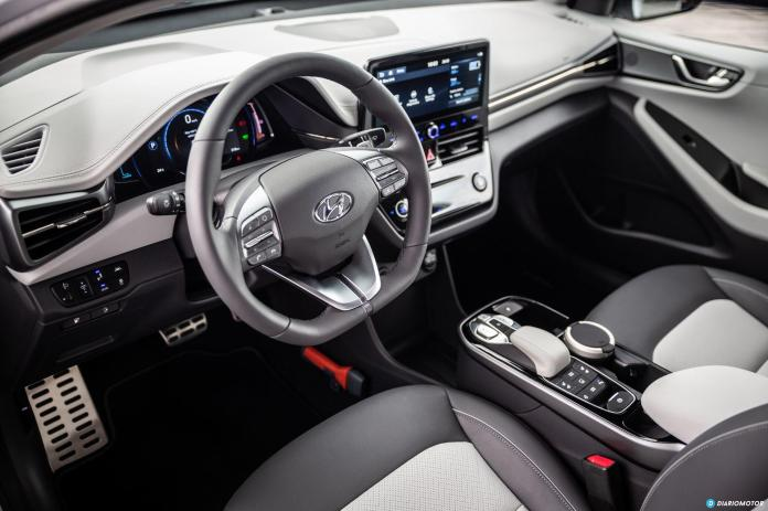Prueba Hyundai Ioniq Ev 7