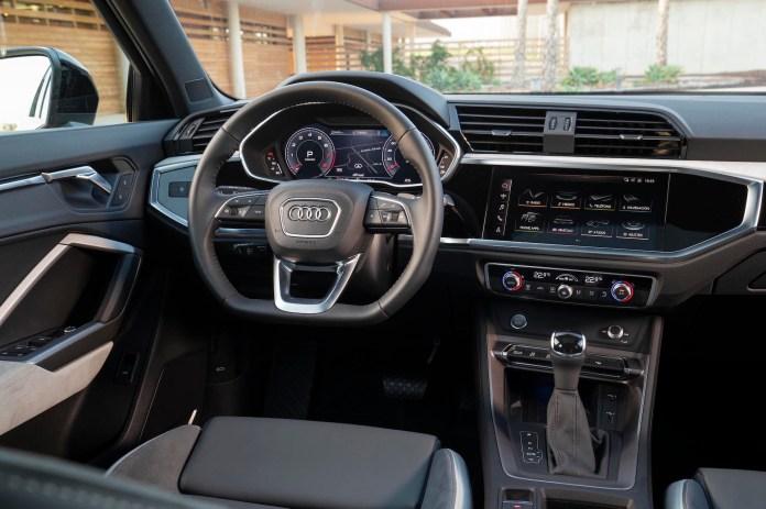Interior Audi Q3 Sportback 67