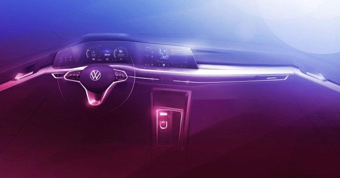 Volkswagen Golf 2020 Imagenes 04 Interior