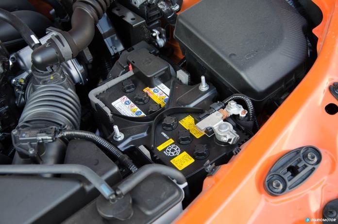 Mazda Mx 5 30th Dcd 1019 041 Bateria