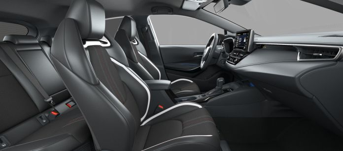 Toyota Corolla Gr Sport 2020 2