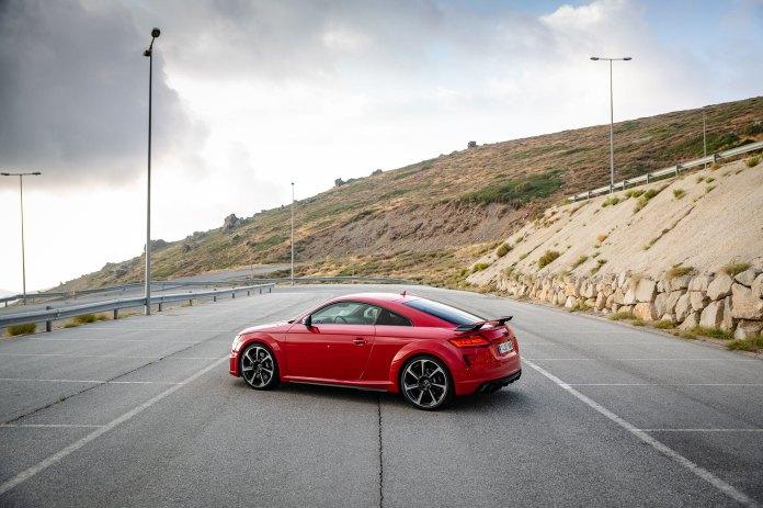 Bmw Z4 Audi Tt Rs 19
