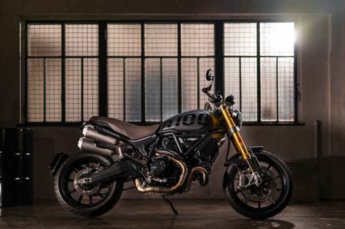Ducati Scrambler Pro 12 Uc143869 High