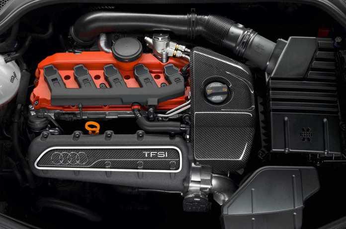 Arrancar Motor Frio Cinco Cilindros Audi