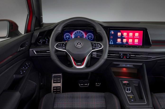 Volkswagen Golf Gti 2020 Db2020au00161