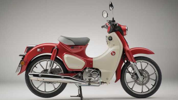 2021 Honda Super Cub 1