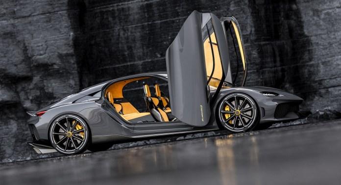Koenigsegg Gemera 2020 9