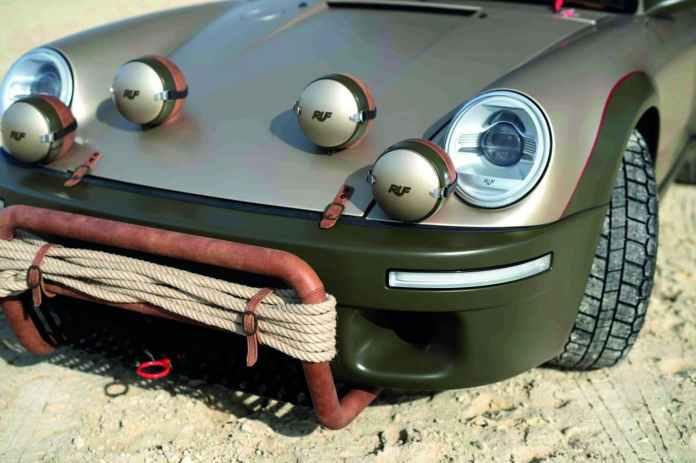 Ruf Rodeo Porsche 911 0320 005