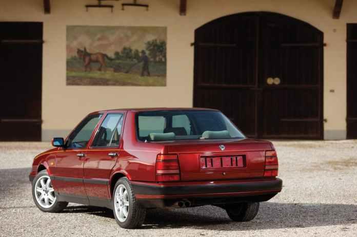 1991 Lancia Thema 8 32 1