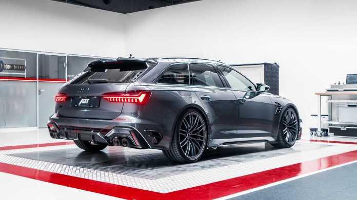 Audi Rs6 Abt 2020 Dm 3