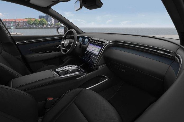 Hyundai Tucson 2021 Interior 03