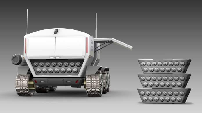Toyota Lunar Cruiser 6