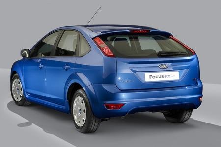 Ford Focus 2008, ligero lavado de cara