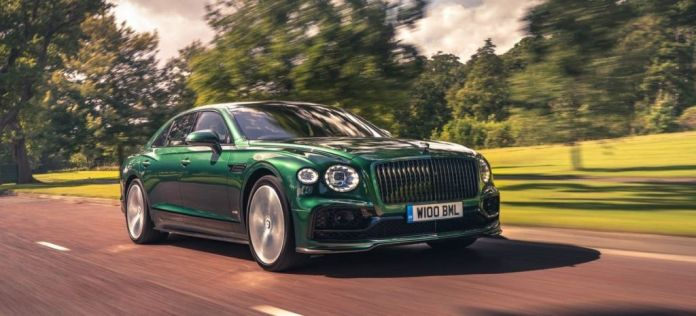 Bentley Flying Spur Styling Spec 1440 thumbnail