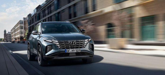 Hyundai Tucson 2021 Exterior 09 thumbnail