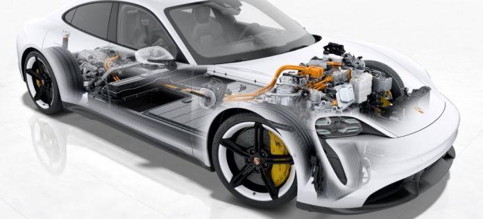 Porsche Evolucion Baterias Taycan 01 thumbnail