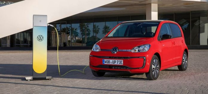 The New Volkswagen E Up! thumbnail
