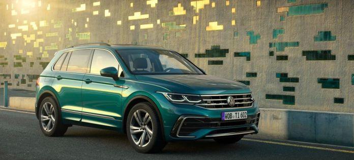 Volkswagen Tiguan 2020 2 thumbnail
