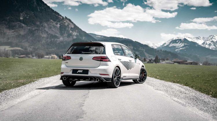 Volkswagen Golf Gti Tcr Tuning Abt Dm 3