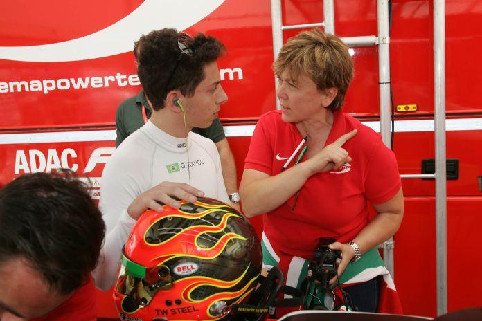 Giuliano Raucci (Prema Power Team,Tatuus F.4 T014 Abarth #25)