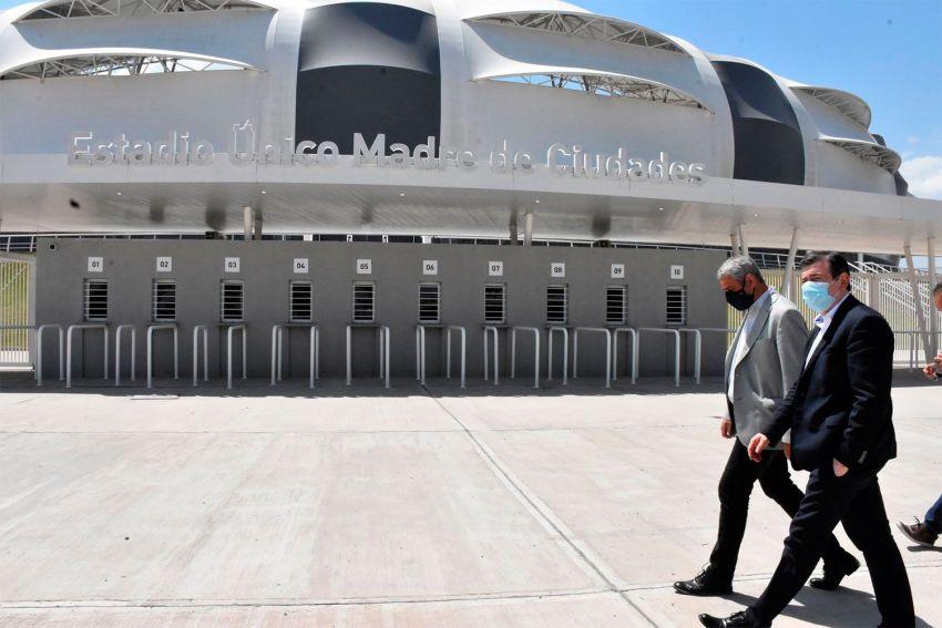 Zamora Ferraresi estadio unico