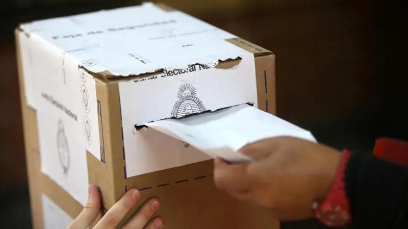 Elecciones: cinco provincias con calendario electoral propio | elecciones,  boleta electrónica, Cámara de Diputados