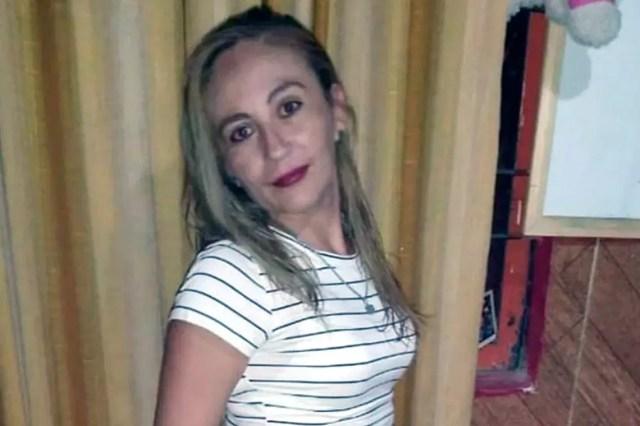 Mariela Márquez, de 34 años, se desempeñaba como personal de limpieza y recibió un disparo mortal.
