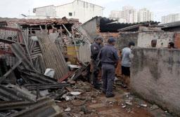Promotoria denuncia empresário e engenheiro por explosão em academia de São Bernardo